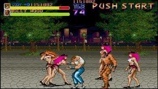Capcom Digital Collection: Final Fight Double Impact [Detonado]