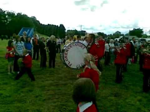 Brookeborough Twelfth 2010, Florencecourt Flute Band