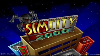 SimCity 2000 Special Edition gameplay (PC Game, 1995)