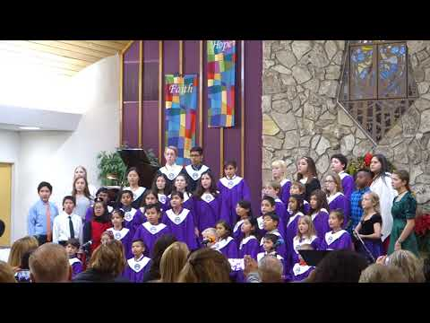 Children's Messiah part 1-Simi Valley Adventist School 2017