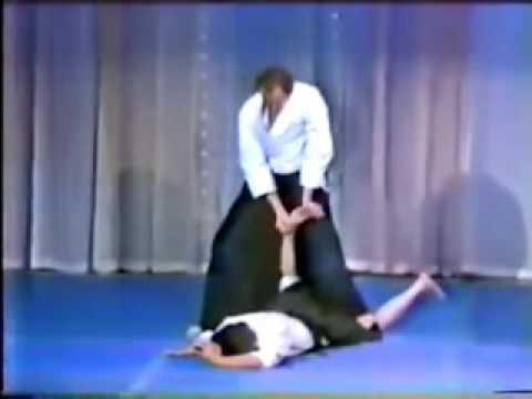 Стивен Сигал -  Приёмы Айкидо