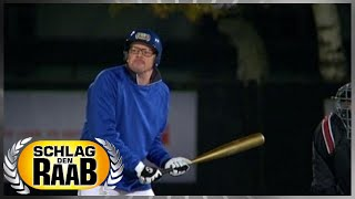 Spiel 4: Baseball - Schlag den Raab 49