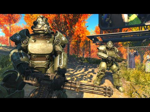 Fallout 4 Cut Content - Removed Events & Weapons