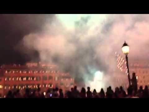 Pisa - luminara di San Ranieri 2012 - bellissima!