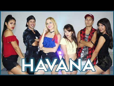 Camila Cabello, Daddy Yankee - Havana | COREOGRAFIA | A bailar con Maga