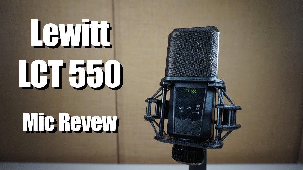 Lewitt LCT550