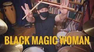 Black Magic Woman (Santana/Fleetwood Mac Cover) - Martin Miller & Kirk Fletcher - Live in Studio видео