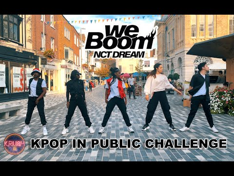 [KPOP IN PUBLIC LONDON] NCT DREAM (엔시티 드림) - BOOM DANCE COVER [KRUSH LDN]