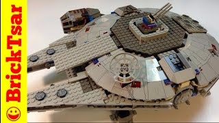 LEGO Star Wars 7190 Millennium Falcon Vintage Set From 2000 1st one