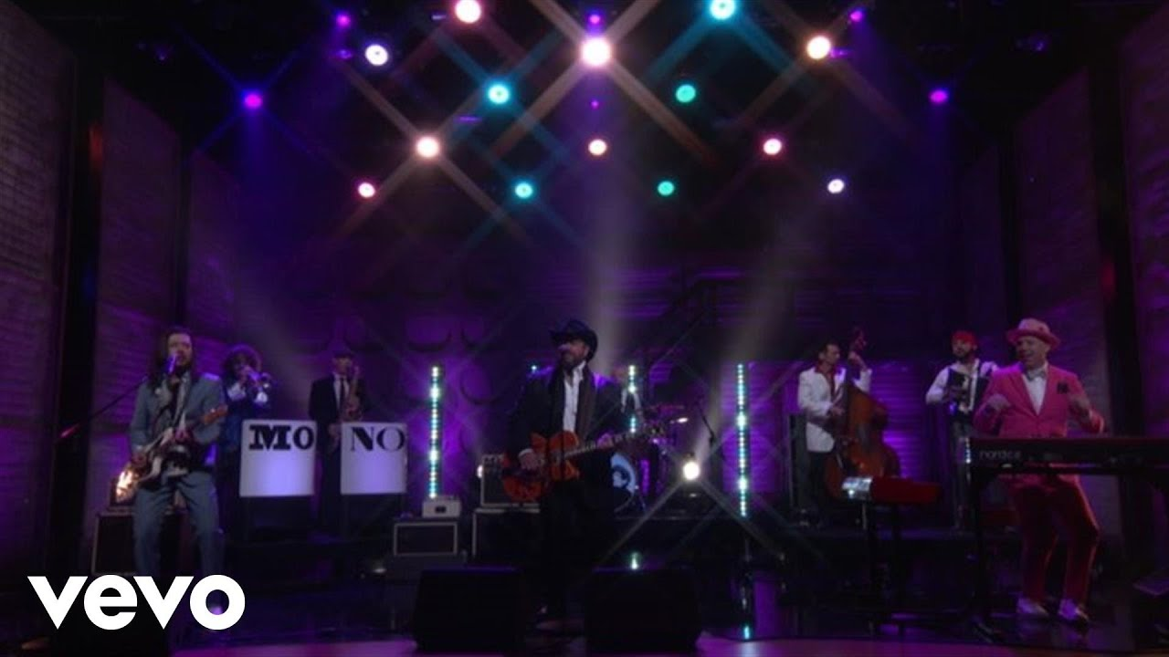 """Download The Mavericks - The Mavericks Live On CONAN - """"Summertime (When I'm With You)"""""""