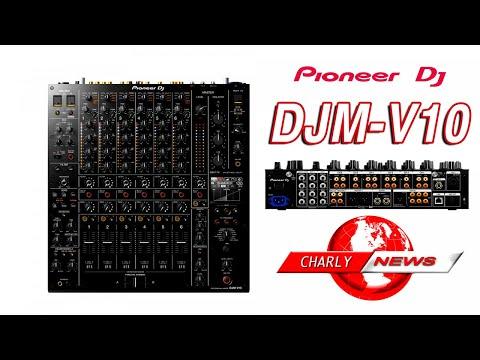 Pioneer DJM-V10 (Charly News)