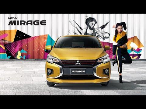 2020 Mitsubishi Mirage - Price, Specs & Features Overview
