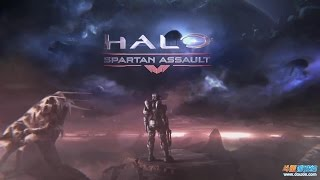 Halo: Spartan Strike - Mission A-1 (HD \ 60 FPS) [Gameplay Walkthrough] [No Commentary Gameplay]