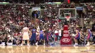 Jodie Meeks 2011/12 Season Highlights