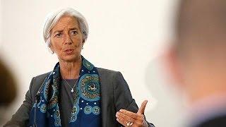كريستين لاغارد تؤكد عدم رغبتها في الترشح لرئاسة المفوضية الاوروبية