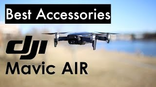 Best Accessories for DJI Mavic Air!