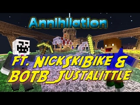 BEST ANNIHILATION GAME EVER?!?! EPIC DESTRUCTION!!!!