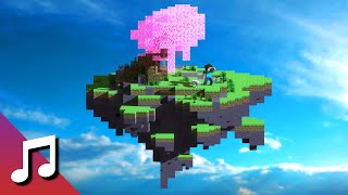♪ TheFatRat & RIELL - Hiding In The Blue (Minecraft Animation) [Music Video]