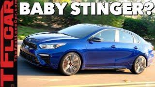 2020 Kia Forte GT: Has Kia Made a Baby Kia Stinger GT?