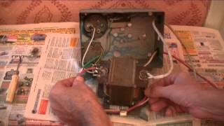 Как сделать простейшее зарядное устройство.