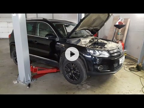 Volkswagen Tiguan диагностика двигателя и ремонт в AUTO Техцентр Фольксваген Мытищи АвтоПисковик