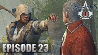 Assassin's Creed 3 - Let's Play (FR) | Episode 23 : LA LIGNE DE FRONT !