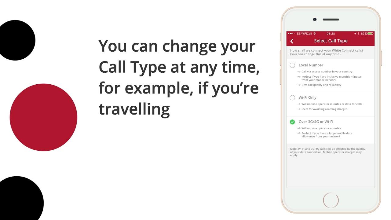 White Calling - app FAQs