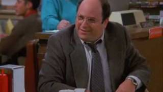 George Costanza Losing It