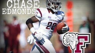 RB|| CHASE EDMONDS || FORDHAM|| 2016 HIGHLIGHTS