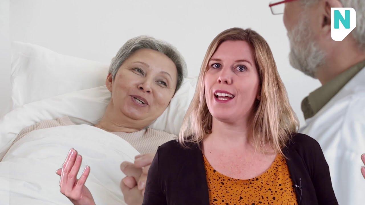 Still uit de video 'Jessica weet raad: het levenstestament'