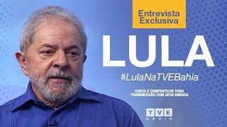 Luiz Inácio Lula da Silva   Na íntegra   #TVEEntrevistaEspecial