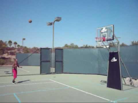 triple jumper  james jenkins dunking