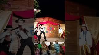 Smooth Criminal, Michael Jackson, danced by Mina Jackson