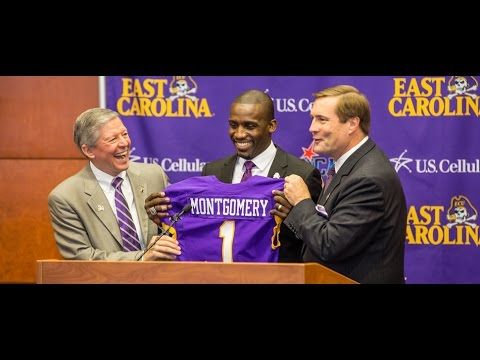 Coach Montgomery's Introductory Press Conference (Dec. 14, 2015)