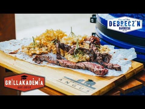 Puha Hátszín Steak (Bottom Sirloin) - Grillakadémia x Hortobágy Angus