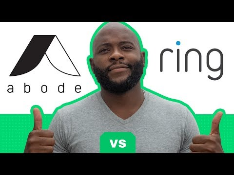 abode vs  Ring Alarm Security System Review