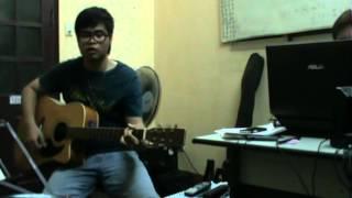 Lá cờ  - Lâm acoustic  (cover)