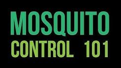 Mosquito Control 101