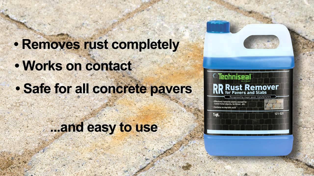 Rust Remover - New England Silica, Inc