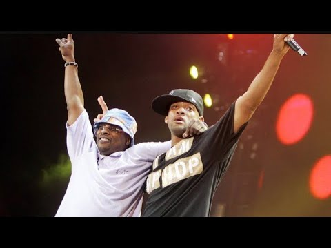 Will Smith & DJ Jazzy Jeff PREFORM UNRELEASED SONG