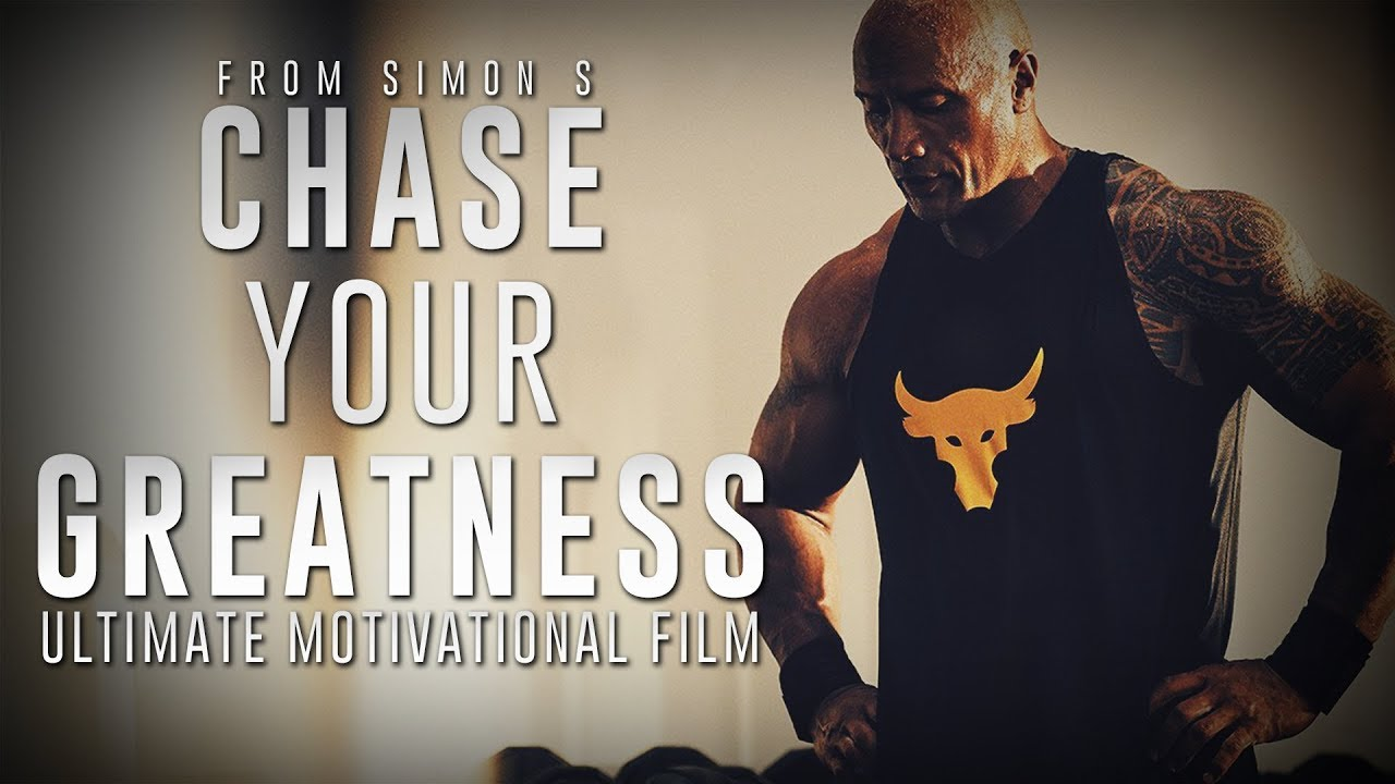 Chase Your Greatness | Ultimate Motivational Film (HD)