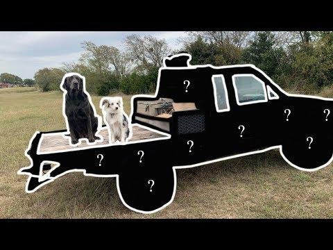 Painting My Dream Hunting Truck!! HUNT GIVEAWAY!!