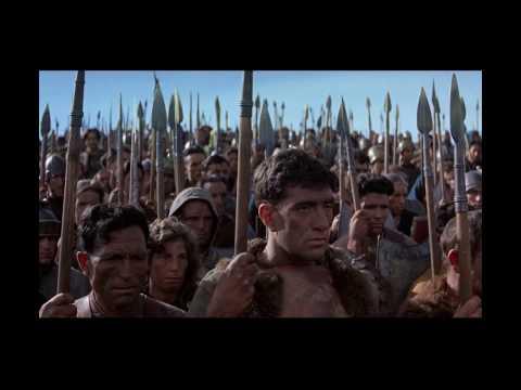 Spartacus 1960 Trailer Restored HD