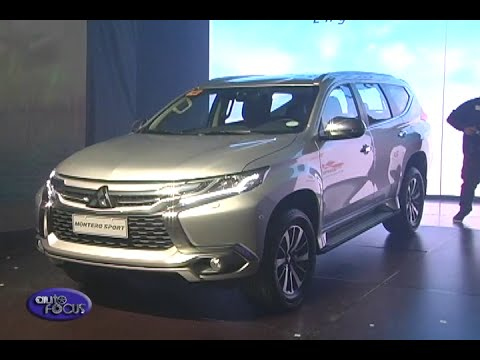 Launch of the All New Mitsubishi Montero Sport -Industry News
