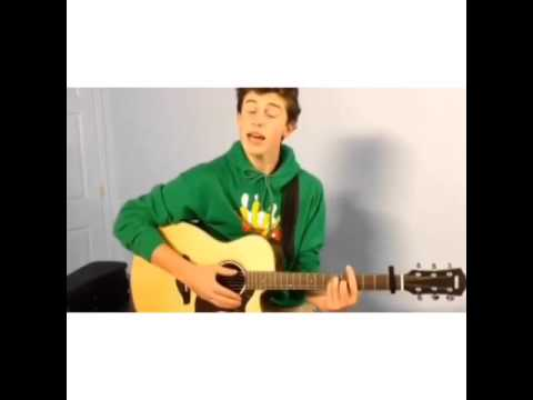 Shawn Mendes - As Long As You Love Me (vine cover)
