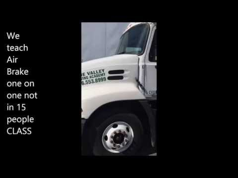 Air Brake Practical Test