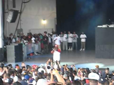 Jadakiss  ''Put Ya Hands Up'' @ Rock The Bells NJ