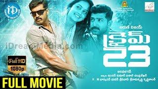 Crime 23 Full Movie HD , Arun Vijay , Mahima Nambiar , VamshiKrishna , Thambiramaiah