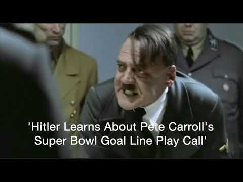 The Hitler Reacts/Rants/Realizes Parodies Channel on YouTube