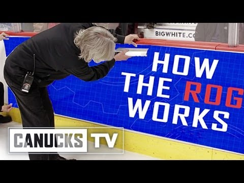 Setting up Rogers Arena (How The Rog Works)